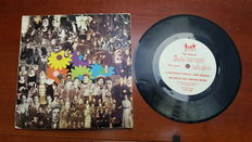 Sixth UK Christmas Beatles Fan Club record 1967. For members only.