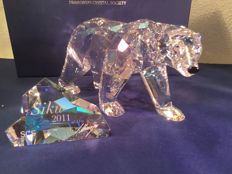 Swarovski - SCS - Year Piece - Siku Polar bear