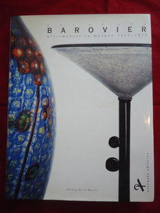 Literature: Barovier - Art of the glassmakers in Murano 1866-1972