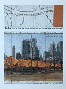 Christo and Jeanne-Claude - Central Park