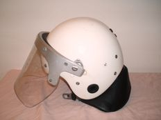 Netherlands old ME Helmet, approximately 2nd half 20th century