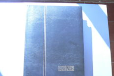Australia 1913/1994 – Collection, Linder stock book, 32 sheets