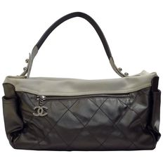 Chanel - Silver Coated  - Paris Biarritz Limited edition