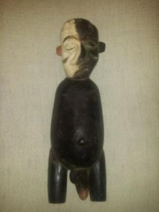 Sickness and fertility belly mask - PENDE - D.R. Congo