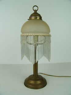 Art Nouveau table lamp