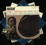 """Bekijk onze Lot of four albums by Stanley Turrentine on the infamous Blue Note label - Includes """"Hustlin'"""", """"That's where it's at"""", """"Joyride"""" and """"jubilee shouts"""" (2LP)"""
