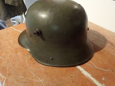 German steel helmet 1916-1918