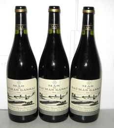 2005 Mas de Daumas Gassac (red), lot of 3 bottles
