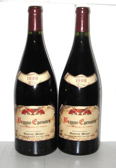 1999 Beaune 1° Cru Epenotes – Domaine Mussy – Lot 2 of Magnums 1,5L.