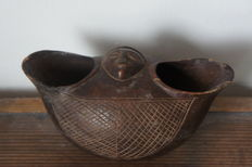 SUKU Wedding Cup for Palm Wine - D.R. Congo
