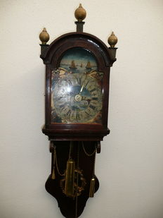 Short-tail clock – late 18th, early 19th century