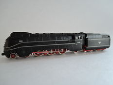 Roco N - 02103A - Steam locomotive BR 03.10 - streamlined - of the  DR