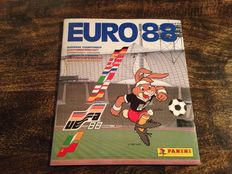 Panini - EK 88 Germany - Compleet Album.
