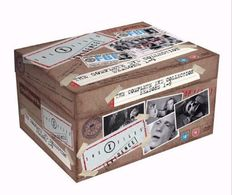 The X- Files - DVD - limited collectors edition box - 59 discs - the complete collection season 1 through 9