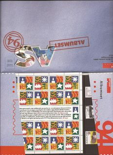 The Netherlands 1994/2003 - Ten year collections