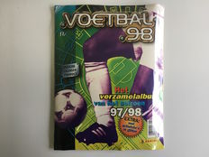 Panini - Voetbal 98 - Factory seal.