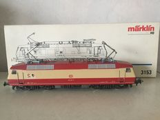 Märklin H0 - 3153 - E-loc TEE BR 120 of the DB