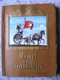 """German Reich - """"Kampf um's Dritte Reich""""1933 - WW2 - A series of historical pictures"""