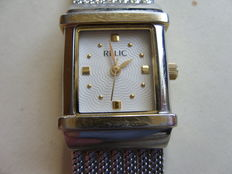 Relic ZR33651  two tone ladies watch cont.