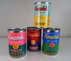 Andy Warhol (after) - Soup can