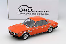 Otto Mobile - Scale 1/18 - BMW 3.0 CS Alpina B2 (E9) 1974 Orange