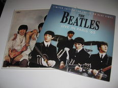 Beatles - Lot Of 2 Coloured Records - Yesterday And Today - Live in Paris 65
