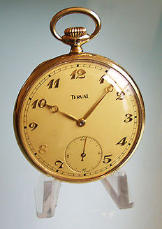 Terval pocket watch from 1949