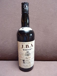 J.B.A. Byron Toyo Jozo Whisky (JBA)  0,7l  - Bottle is from 1967