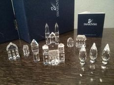 Swarovski City (10 Pieces)
