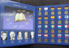 "Europe – 2 Euro 2009 ""Tenth anniversary EMU"" (20 pieces) from 16 countries"