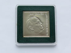 Poland - 20 Zlotych 2003 '25 years of pontificate of John Paul II' – silver