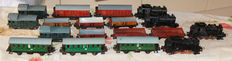Trix Express H0 - Four wonderful trains for railroad with BR 80