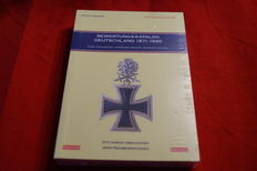 Valuation Catalogue Germany 1871-1945 Medals and Honour Badges - Detlev Niemann Paperback
