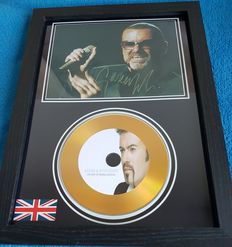 George Michael - Framed Record