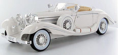 Maisto - Scale 1/18 - Mercedes-Benz 500 K Typ Specialroadster 1936 Premiere Edition