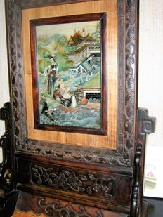 Privacy screen – China – beginning of 20th century