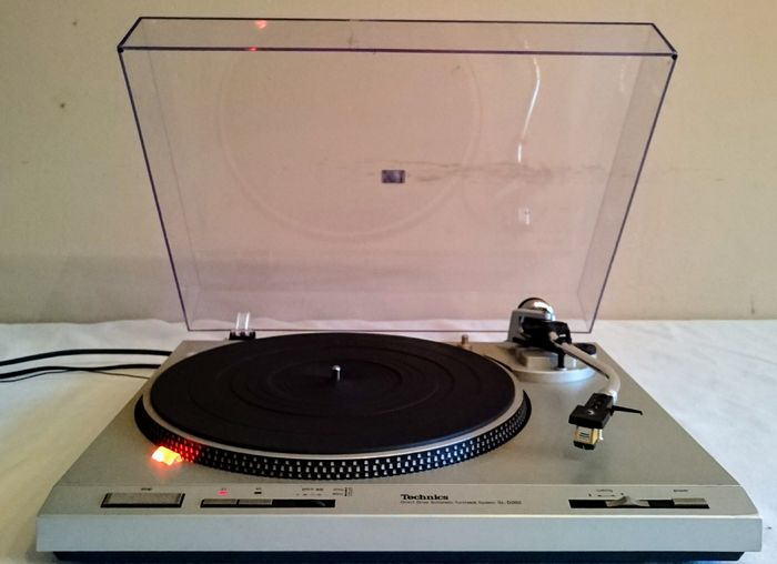 Technics SL-D202 Direct Drive - Catawiki