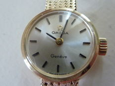 Omega Geneva - women's wristwatch - 1960s.