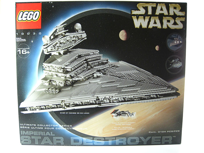 Star Wars - 10030 - Imperial Star Destroyer