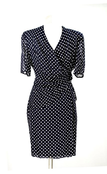 Gianfranco Ferré – Women's polka dot dress.