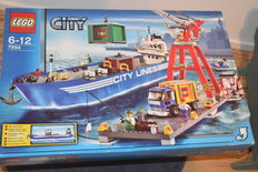 City - 7994 - LEGO City Harbor