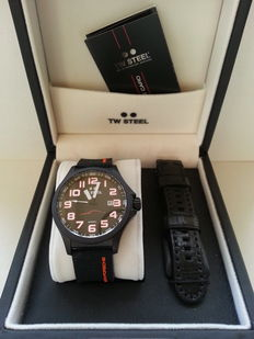 TW Steel DPDD edition watch (Dutch Porsche Drivers Day) - limited edition