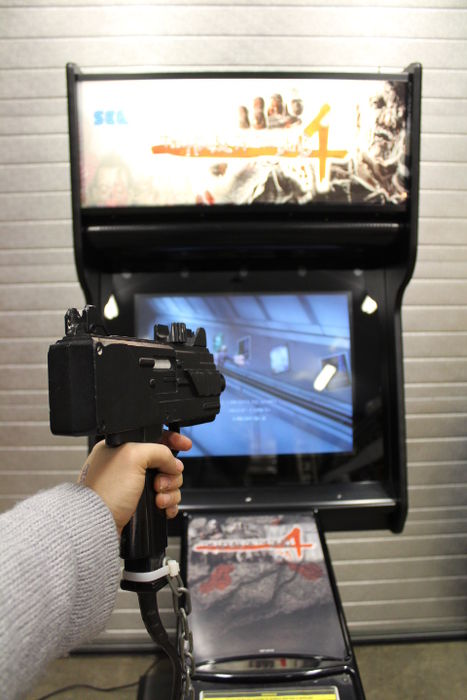 Buy House Of The Dead Arcade Machine