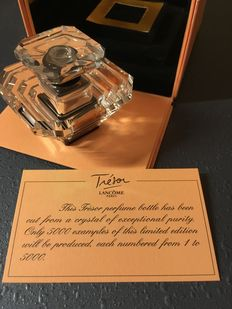 Swarovski - Perfume bottle Lancome Tresor limited edition