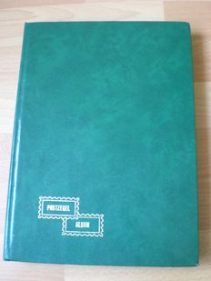 World – Collection in 8 (stock) books, including Netherlands MNH and loose in boxes, envelopes etc.