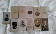 Photos from late 19th to early 20th century