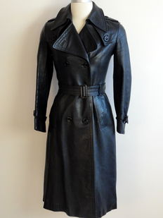 Fragaz – long trench coat – with belt