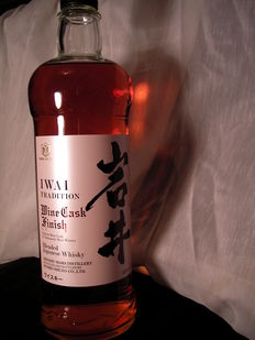 1 x Shinshu Mars    Wine Cask Finish  (Japan Only Release)