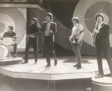 Unknown - London features international - The Rolling Stones - 1960's