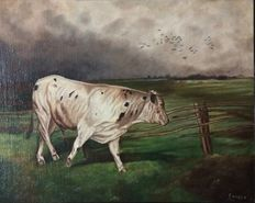 Unknown artist - La Vache